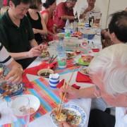 Deutsch chinesische Tafelfreuden